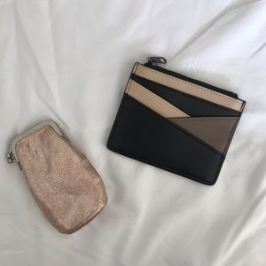 Card Wallet and Coin Purse